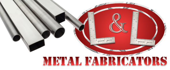 L L Fabricators Logo